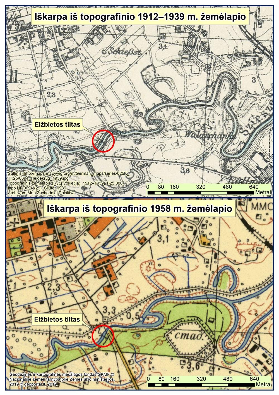 """""""Senoji Šilutės kartografija ir ikonografija"""" Naujasis Šilutės Hugo Šojaus muziejaus žemėlapių portalas ir orientacinis naršyklinis žaidimas"""
